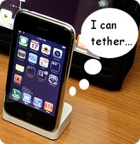 Tether Your iPhone And Share Internet Connection With Other Devices