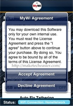 MyWi-Agreement
