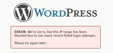 wp-login-lockdown