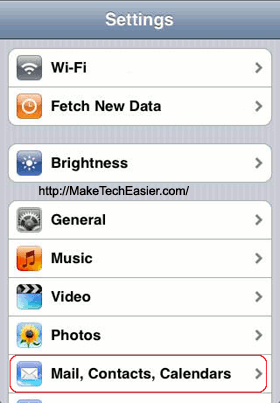 iPhone-Mail-Contacts-Calendars