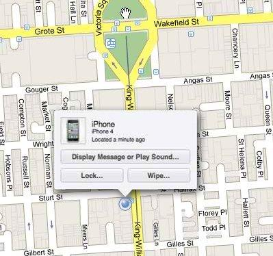 iPhone-Map-Location