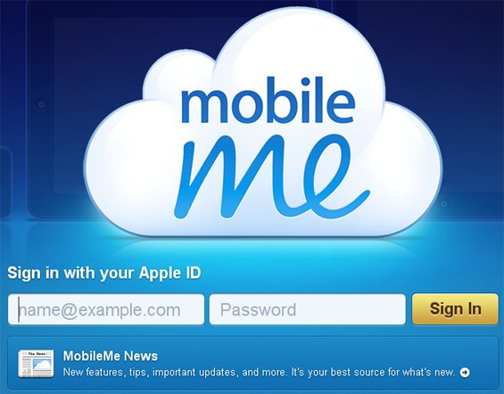 iPhone-Mobile-Me-Login-Page