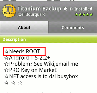 android-need-root