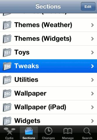 cydia-sections-tweaks