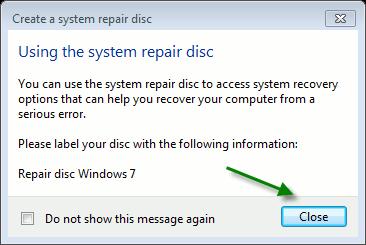 System-Repair-Disc-Label