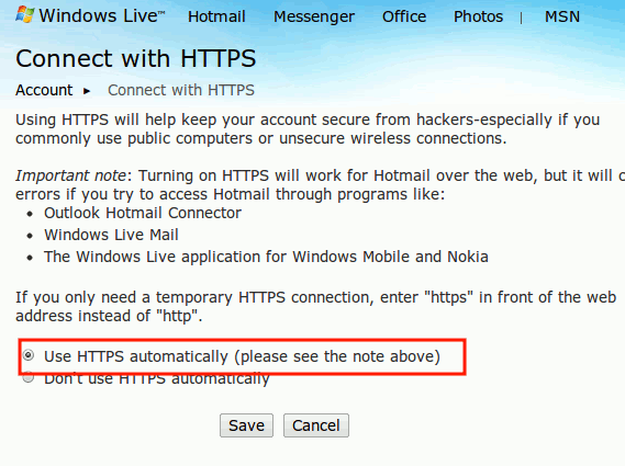 secure-hotmail