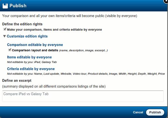 socialcompare-publish-options
