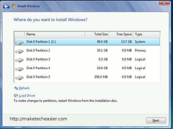 windows-install-location