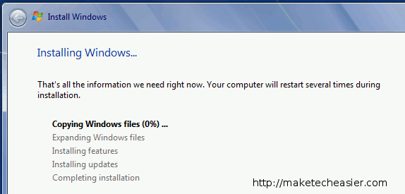 windows-installing