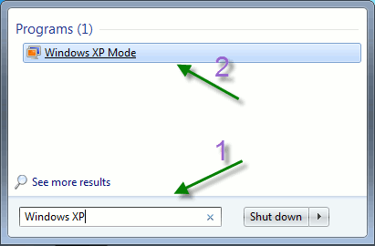 xpmode-start-xp-mode