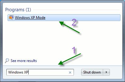 xpmode-start-xp-mode