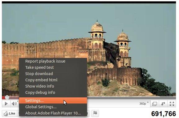 youtube-flash-settings