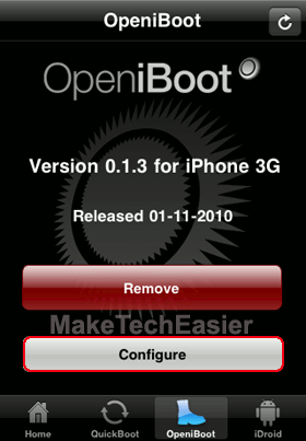 Bootlace-Configure-OpeniBoot