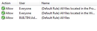 applocker-default-rules