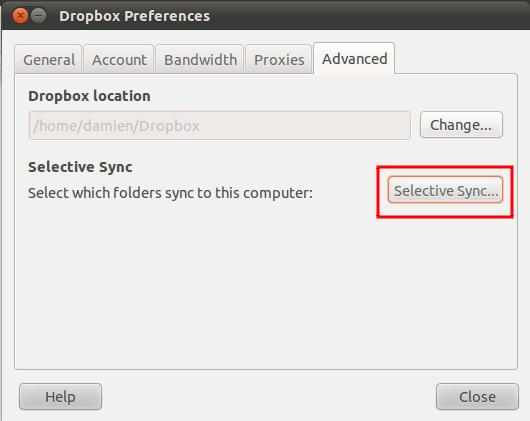 dropbox-selective-sync