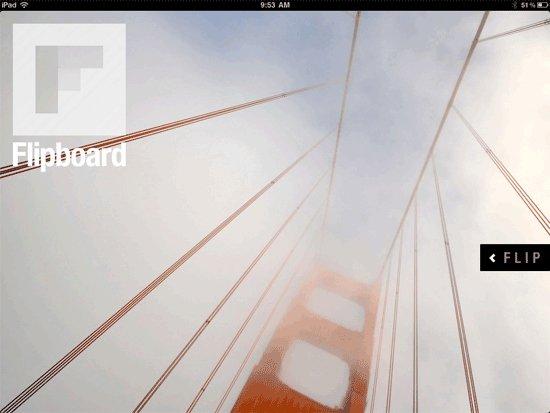 flipboard-start-screen