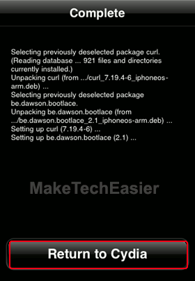 iPhone-Bootlace-Installation-Done