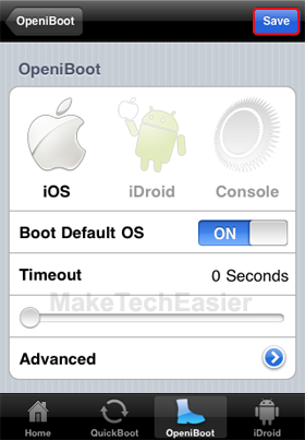iPhone-Bootlace-Select-Default-OS