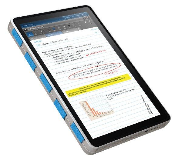 Kno tablet display