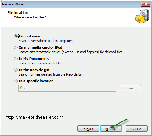 how to make deleted files unrecoverable windows
