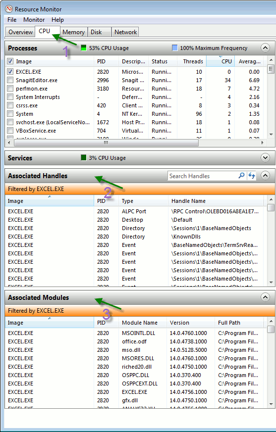 resourcemonitor-CPU-Tab