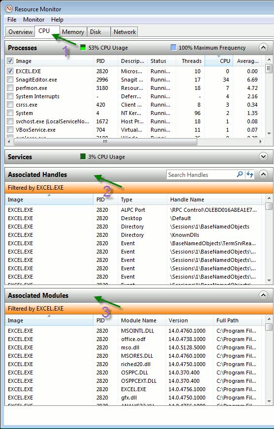resourcemonitor-CPU-Tab
