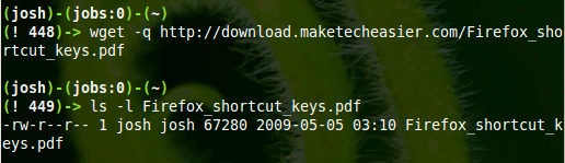 fetching files with wget make tech easier