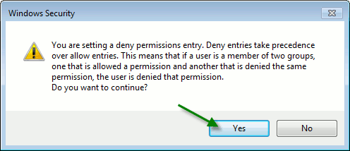 Windows-Security-Deny-Permissions