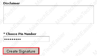 Create-Signature-Button