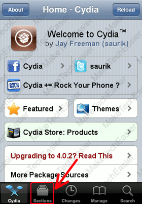 Cydia-Sections-Tab