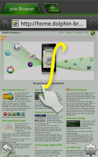 android-browser-dolphin-hd-gesture