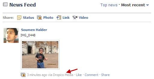 dropico-upload-facebook-photo