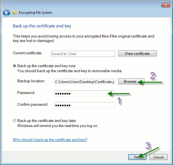 efs-backup-certificate