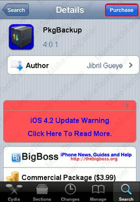 iPhone-Cydia-Purchase-PkgBackup