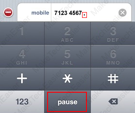 iPhone-Enter-Phone-Number-Pause