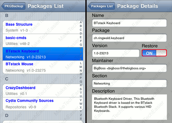 iPhone-PkgBackup-Choose-Package-to-Restore