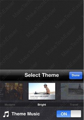iPhone-iMovie-Select-Theme