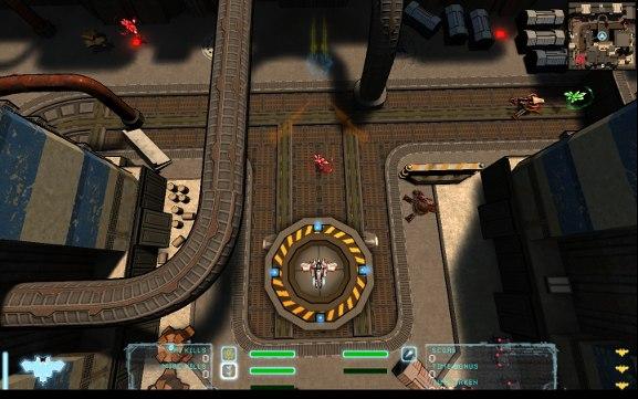 Steel Storm Episode I screenshot