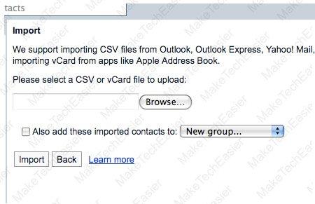 Exchange-import-contacts