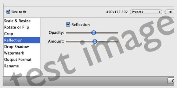ResizeMe - Watermark Result