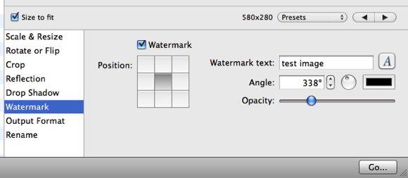 ResizeMe - Watermark