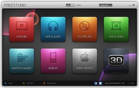 freestudio-main-interface