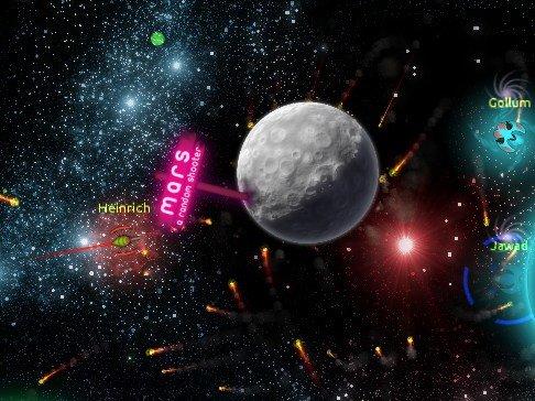 M.A.R.S. spaceball