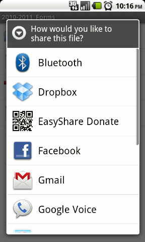 dropbox-for-android-share-screen