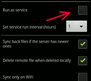 dropspace-run-as-service