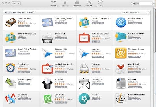 AppStore-EmailList