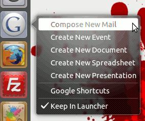 unity-google-shortcuts