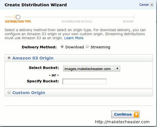 aws-cloudfront-distribution-options