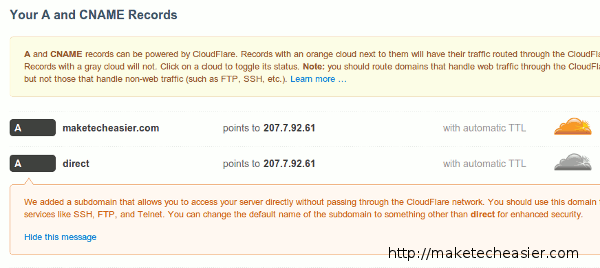 cloudflare-dns-record