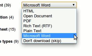 google-file-format-choce